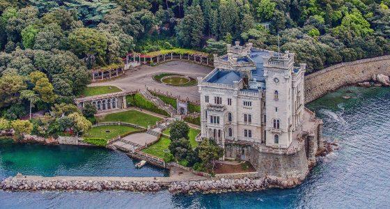 miramare castle trieste tour